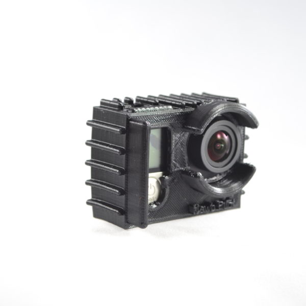 Black GoPro Hero 4 Case
