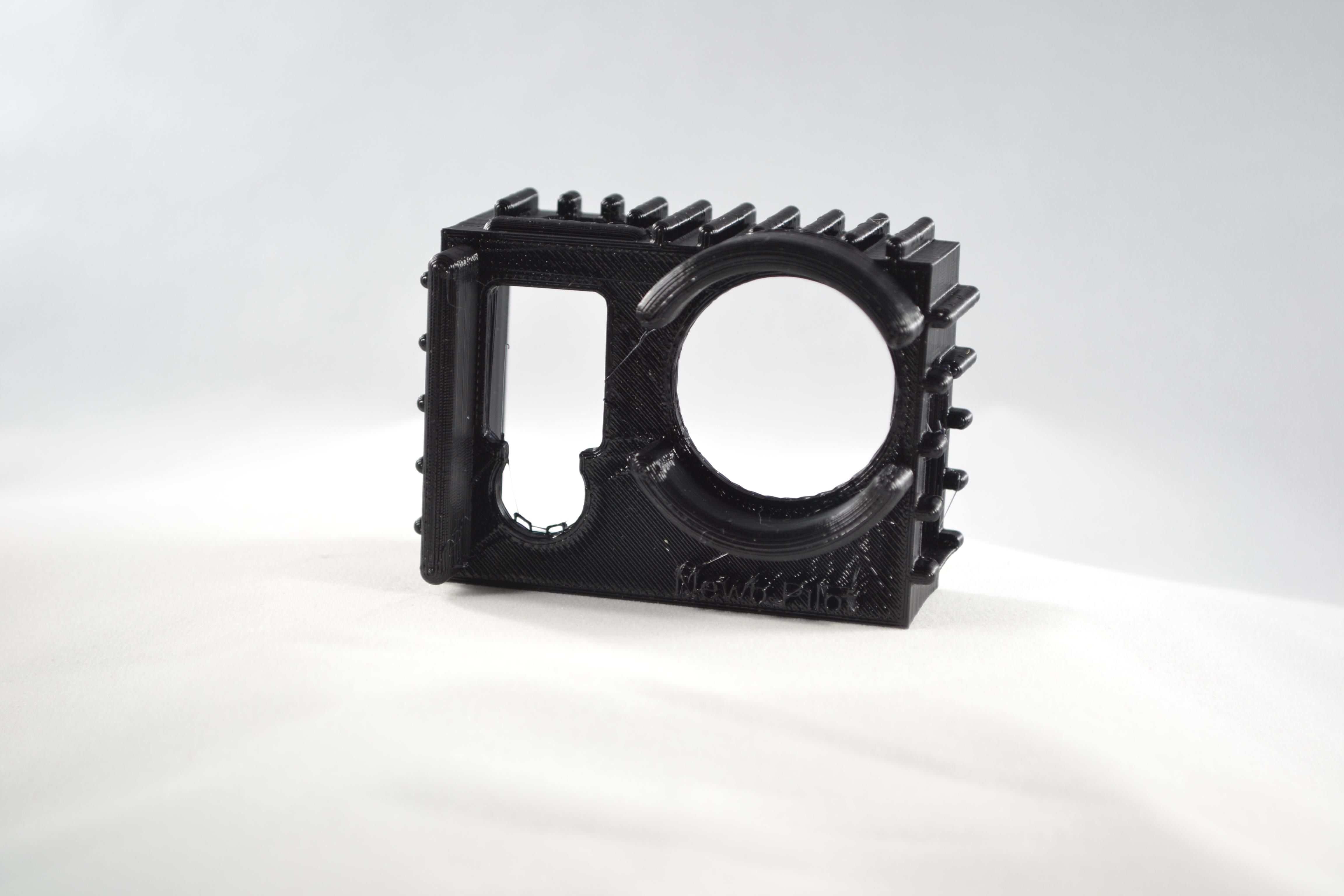 Black GoPro4 Front 2