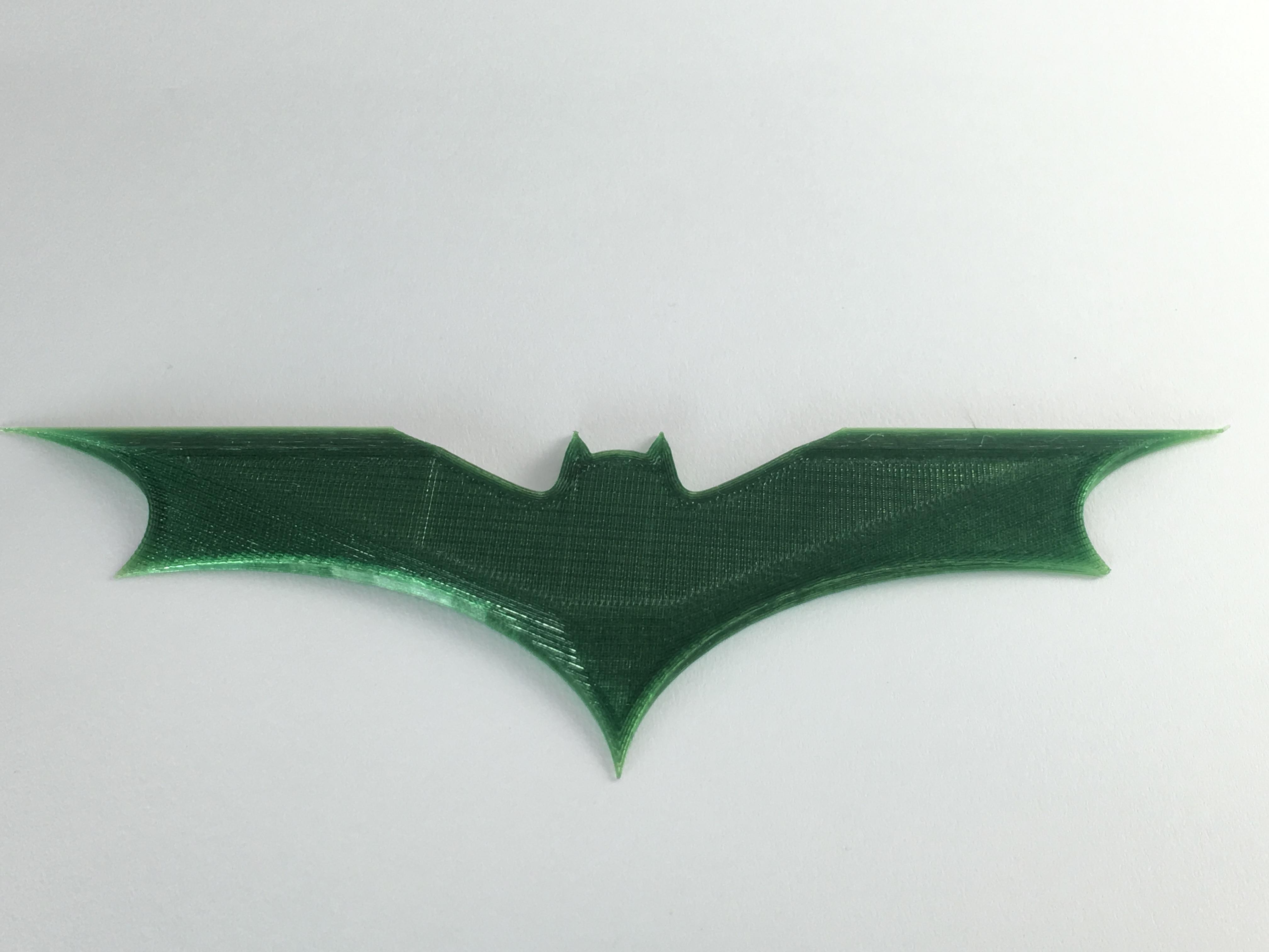 Batarangs!