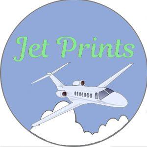 Jet Prints Icon