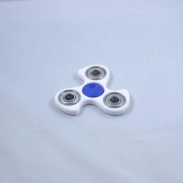 White Curv Blue