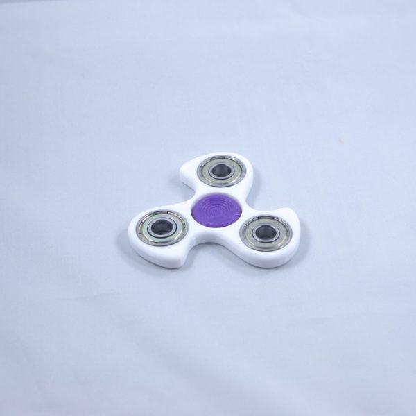 White Curv Purple