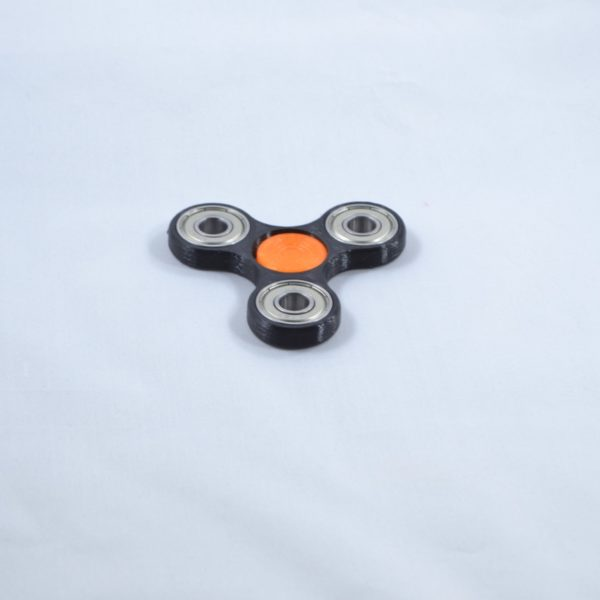 Black Reg Orange