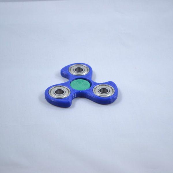Blue Curv Green