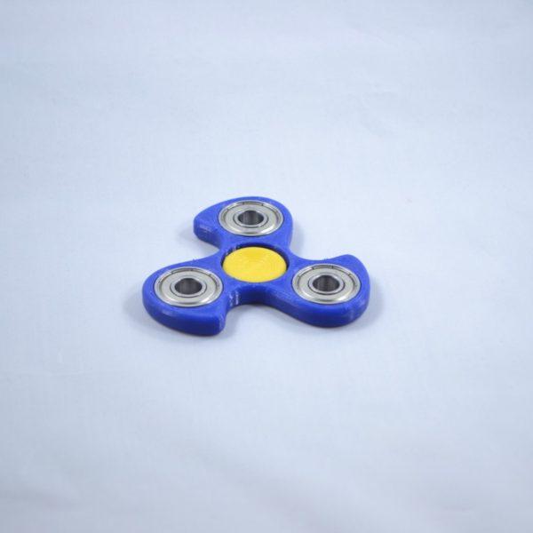 Blue Curv Yellow