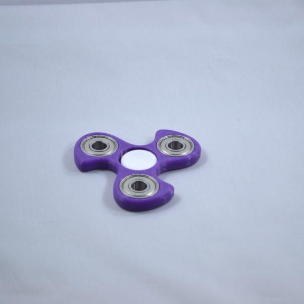 Purple Curv White