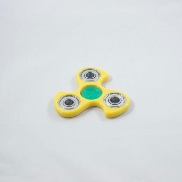 Yellow Curv Green