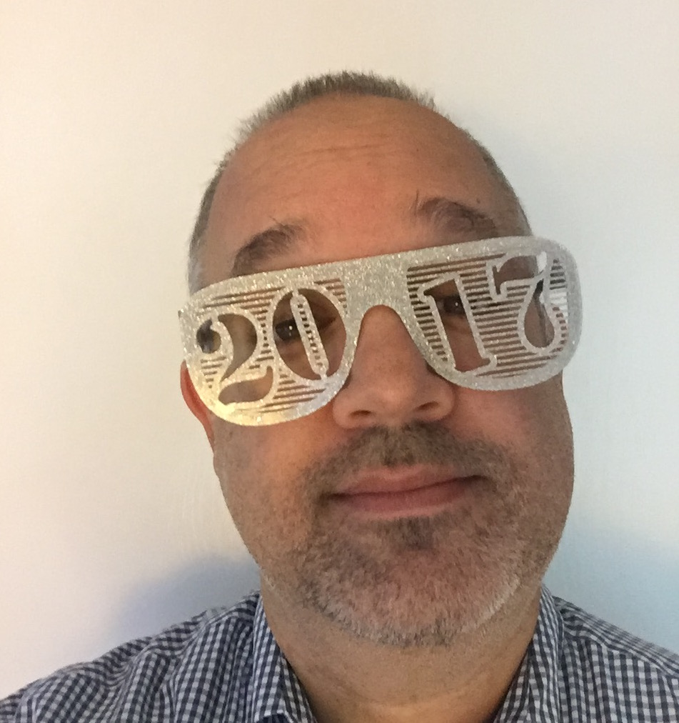 Happy New Year – Ring in 2017 with 3D Printed Glasses